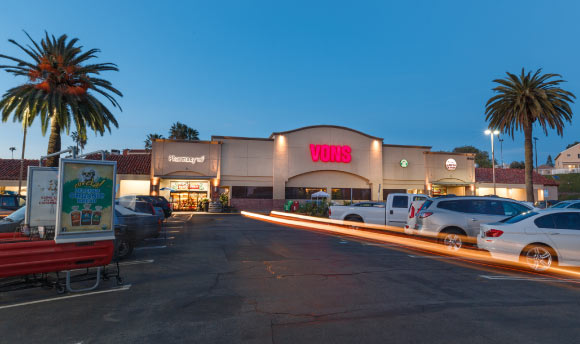 Pacific View Shopping Center