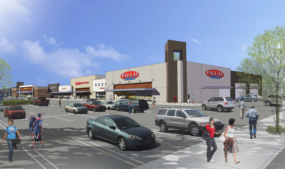 Nationwide Lends  $21 Million Against  Los Angeles  Shopping Center