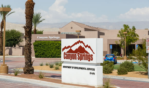 Canyon Springs Hospital
