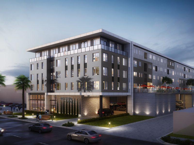 Mid-City Multifamily Development